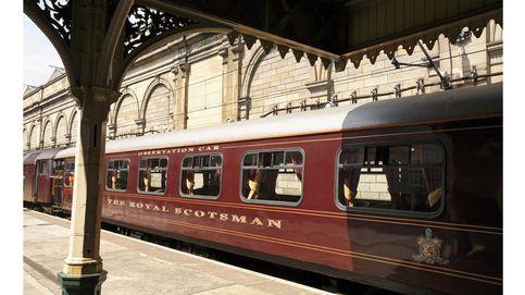 Royal Scotsman: viajar por Escocia en un tren de lujo clásico