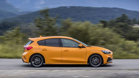 Ford Focus ST, la deportividad razonable