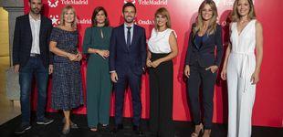 Post de Así fue la fiesta de presentación de la nueva programación de Telemadrid