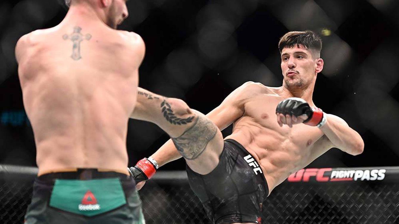 Del andamio a la UFC: así es la nueva vida del luchador español Joel Álvarez