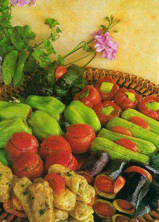 Foto: Cómo influyen los colores en los alimentos