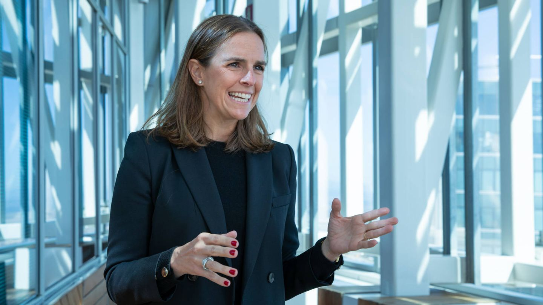 Pilar Martí Fluxá, head of alternatives para España y Portugal de JP Morgan Asset Management.