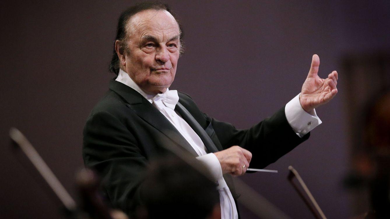 La Orquesta de Gran Canaria retira a Charles Dutoit ante las denuncias de acoso sexual