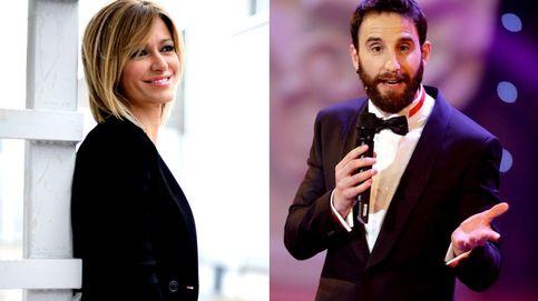 Susanna Griso apoya a Dani Rovira tras ser duramente criticada en Twitter