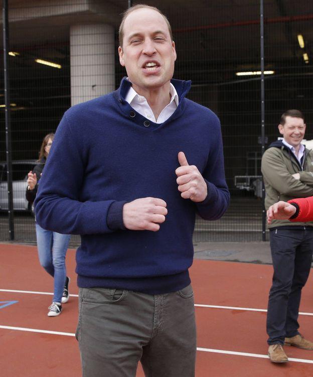 Foto: El duque de Cambridge en una imagen de archivo (Gtres)