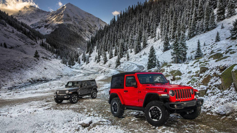 Nuevo Jeep Wrangler, el todoterreno más radical con la tecnología más avanzada