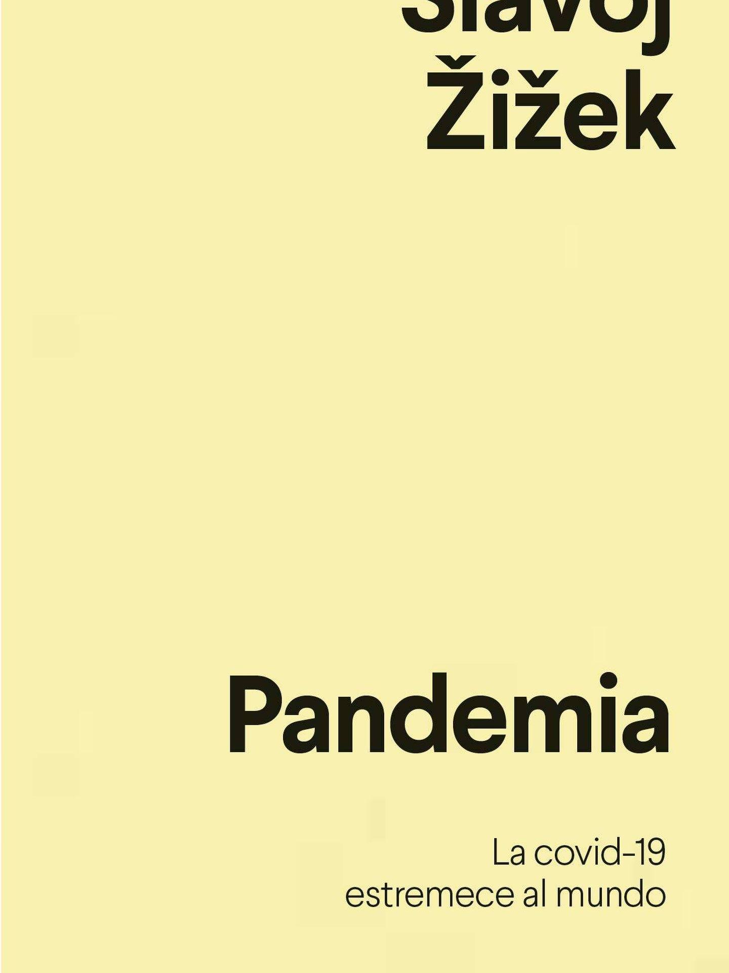 'Pandemia' (Anagrama).