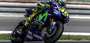 Post de Rossi medita instalar en su Yamaha el alerón de la discordia de MotoGP