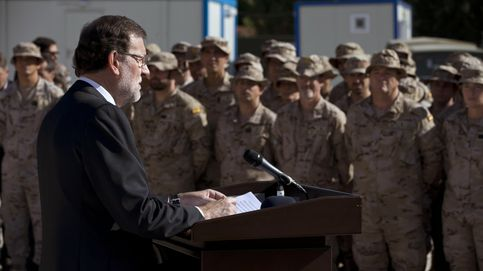 Rajoy visitará a las tropas españolas en el Báltico con la OTAN frente a Putin