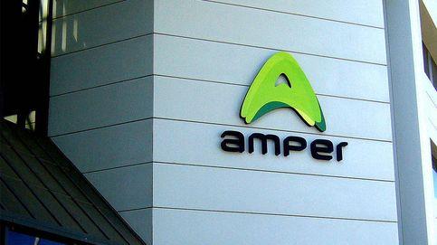 Amper entra en pérdidas en los nueve primeros meses del año