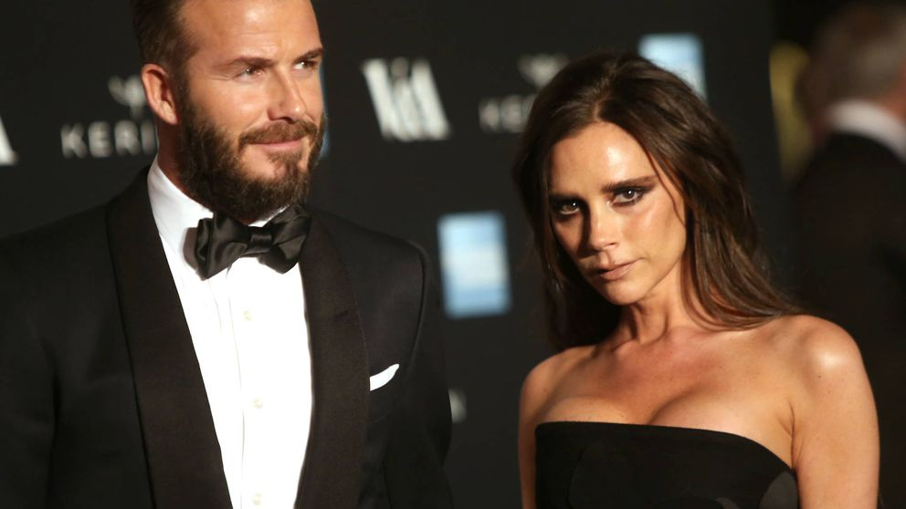 David Beckham confiesa que renovó sus votos matrimoniales con Victoria