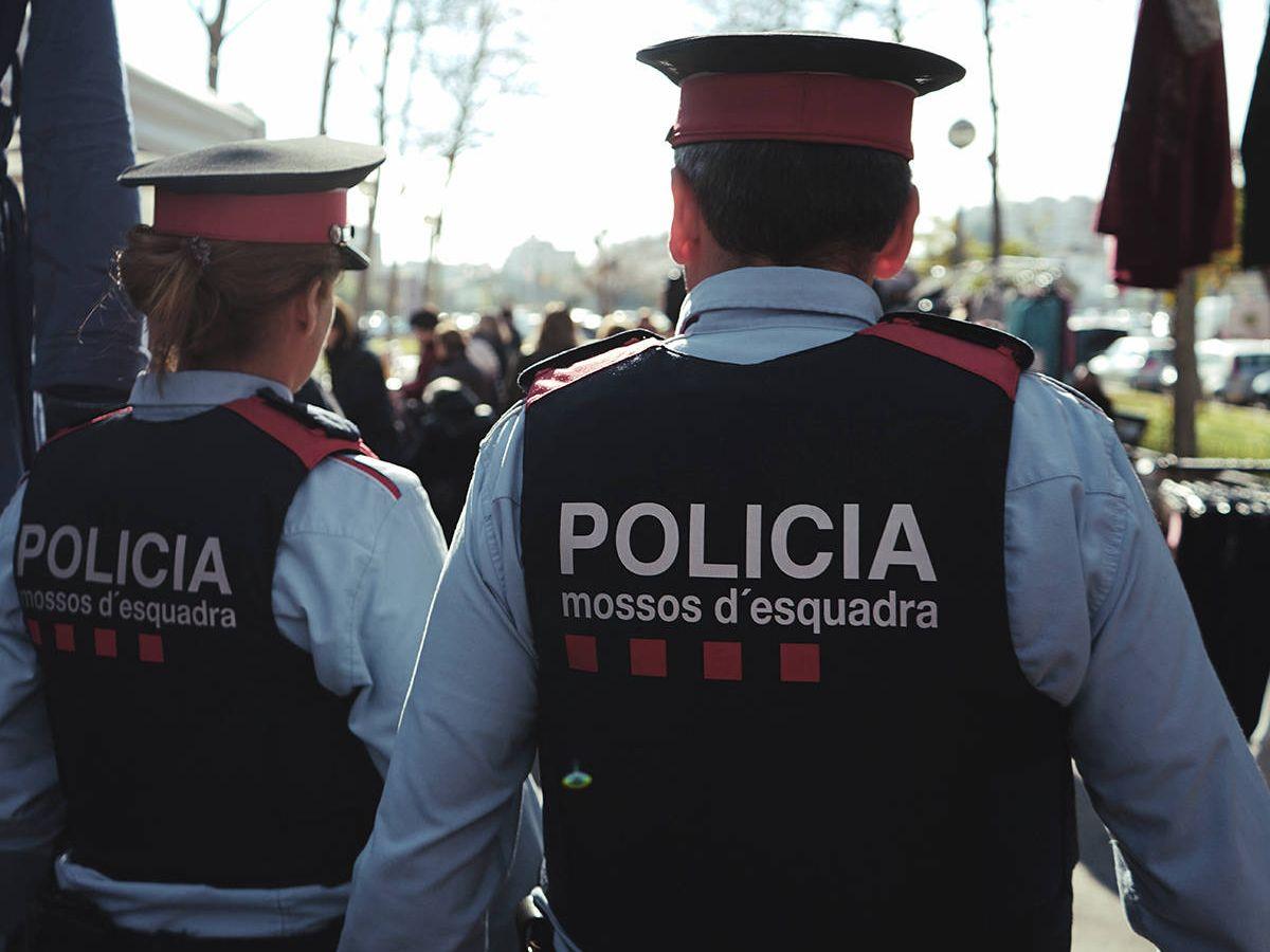 Foto: La redad se ha saldado con 19 detenidos. Foto: Mossos d'Esquadra