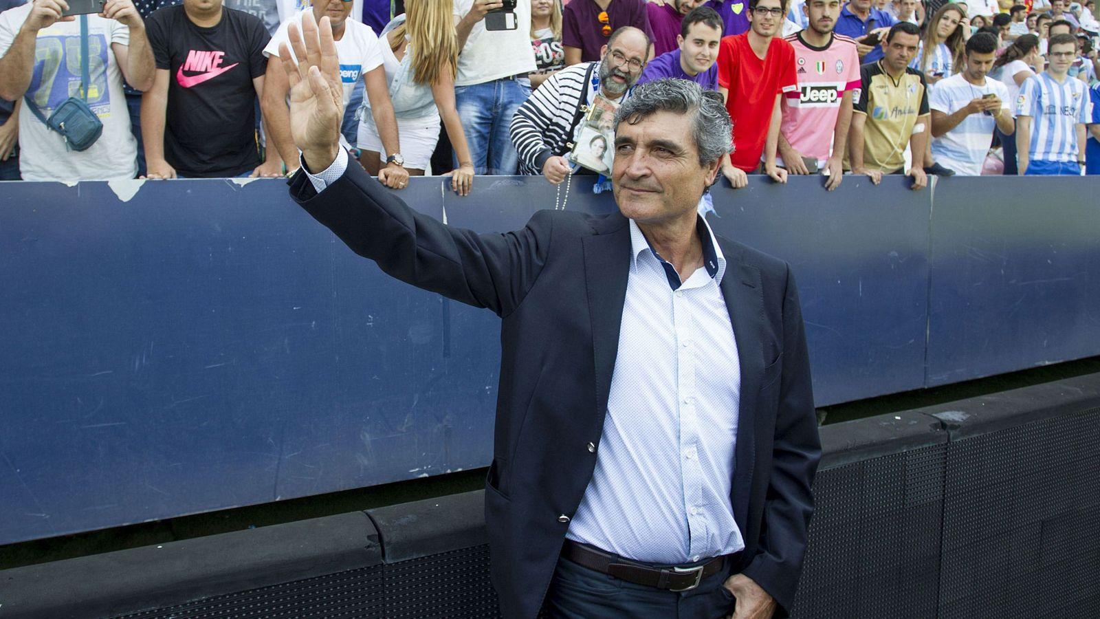 Foto: Juande Ramos, en una imagen de archivo (EFE)