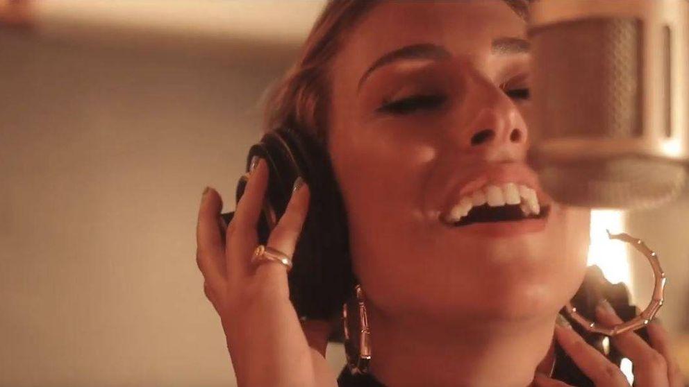 Blanca Suárez prueba suerte como cantante