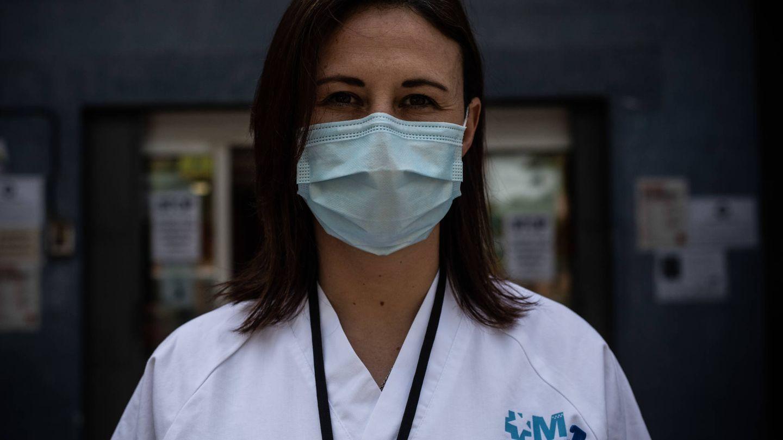 Blanca Jiménez tiene 32 años y es enfermera en el Centro de Salud La Ventilla. (Foto: C. C.)
