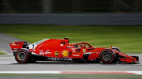 ¿Domina Ferrari o disimula Mercedes? Raikkonen golpea primero en Bahrein