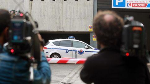 Detenido en Bilbao por propinar una paliza a su expareja embarazada