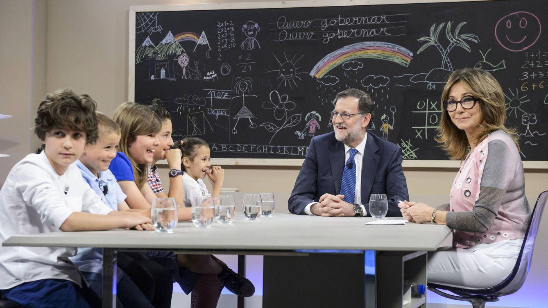 Foto: Las mejores fotos del programa '26 J. Quiero gobernar' con Mariano Rajoy