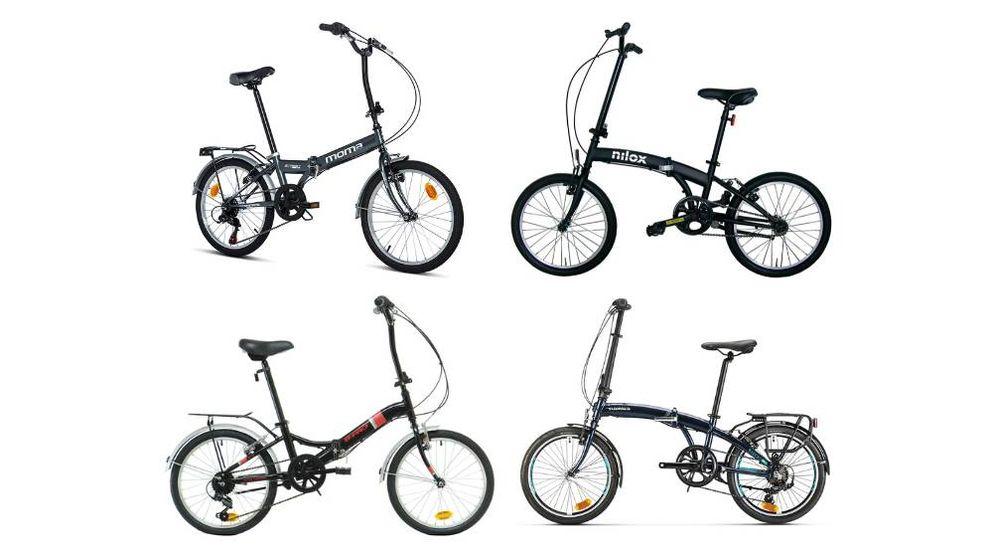 Las 10 mejores bicicletas plegables para ir a trabajar