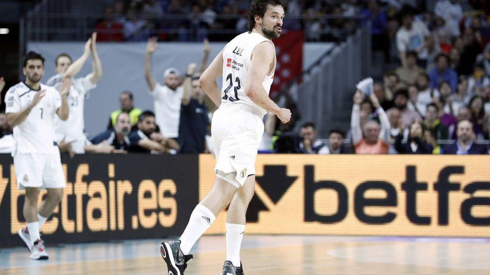 La enésima caída de Sergio Llull y la preocupación del Real Madrid