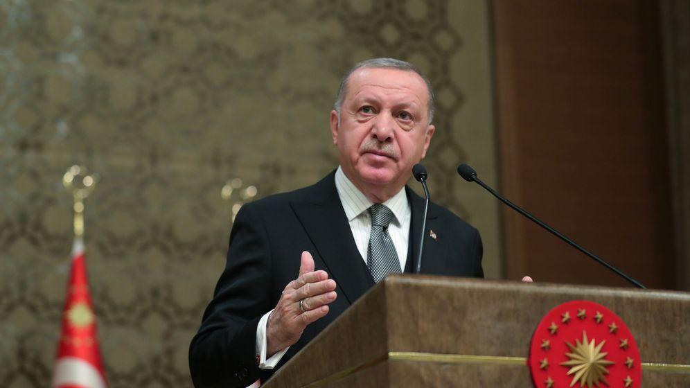 Foto: El presidente turco Tayyip Erdogan. (Reuters)