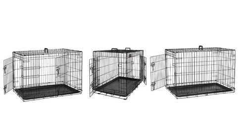 Las mejores jaulas para perros grandes para coche y exterior
