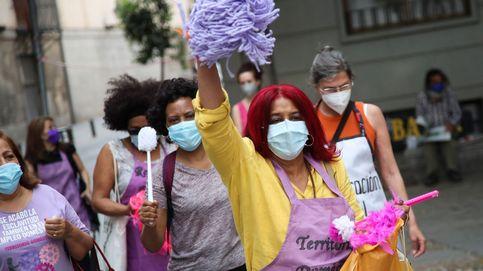 Las internas se marchan con la pandemia (sobre todo de las casas donde hay niños)