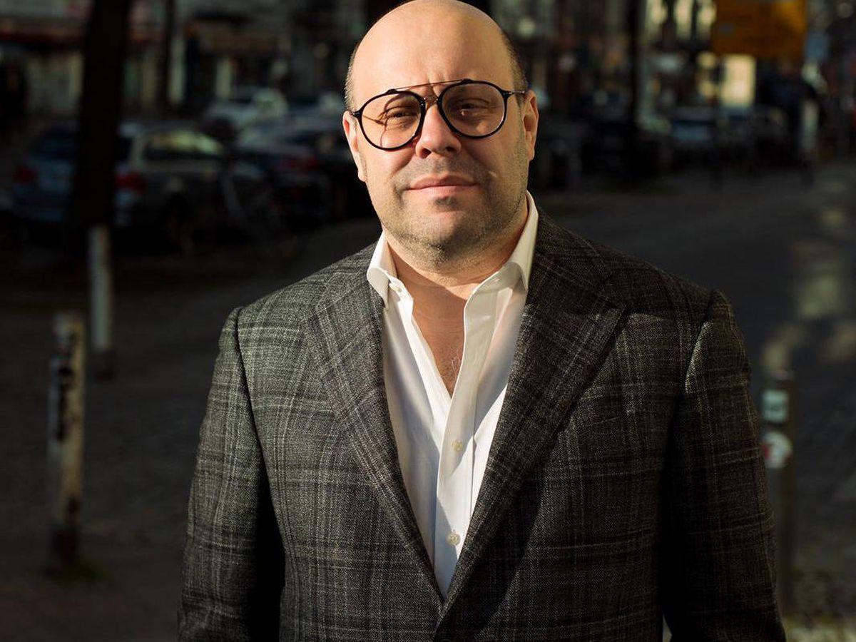 Foto: Alan Glanse, CEO de JuicyFields.