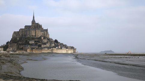 Las mareas del Mont Saint-Michel: qué ver después del eclipse de Sol