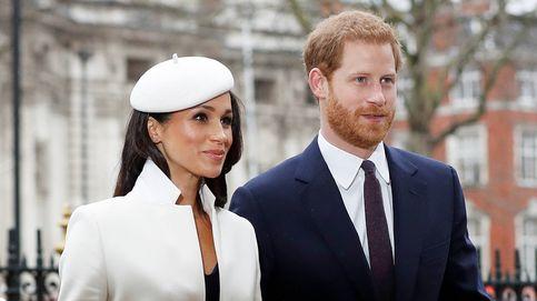 Blindar la boda de Harry y Meghan costará 34 millones de euros