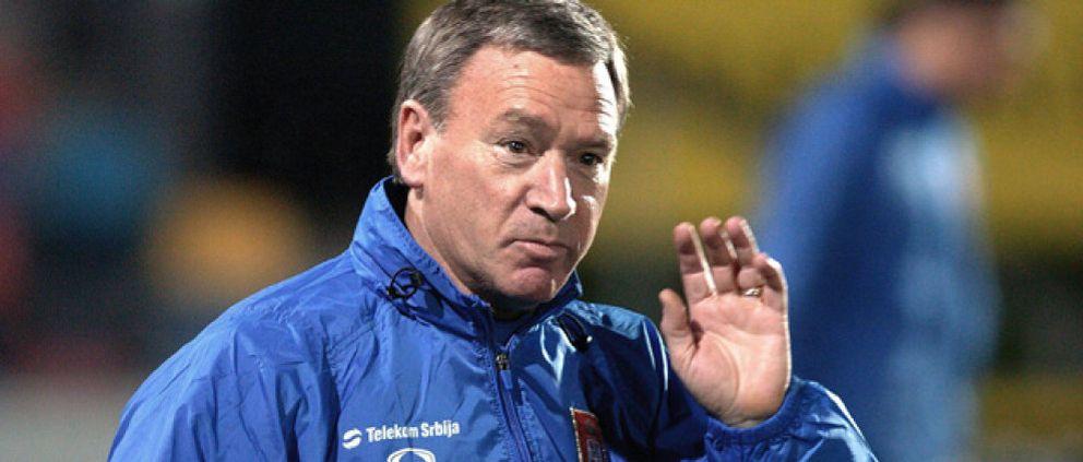 La Federación serbia anuncia el adiós definitivo de Clemente