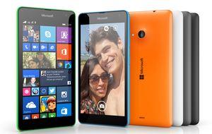 Microsoft presenta el Lumia 535, su primer 'smartphone' sin la marca Nokia