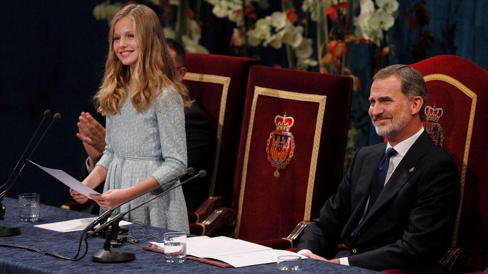 Siga en directo la ceremonia de entrega de los Premios Princesa de Asturias
