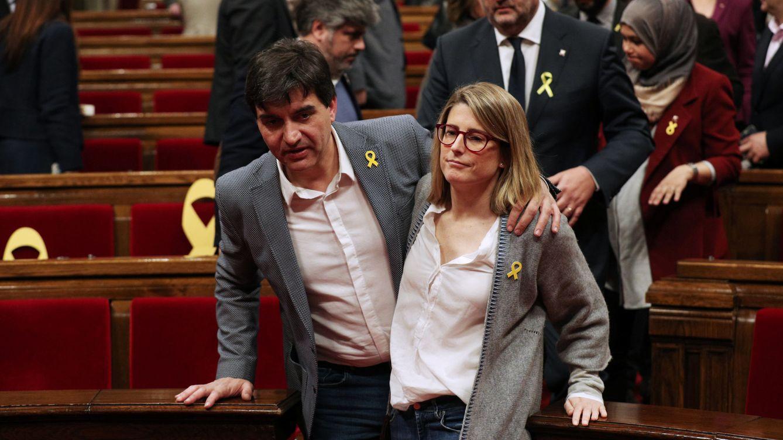Elsa Artadi mueve su agenda propia para sacrificar a Puigdemont y no ir a elecciones