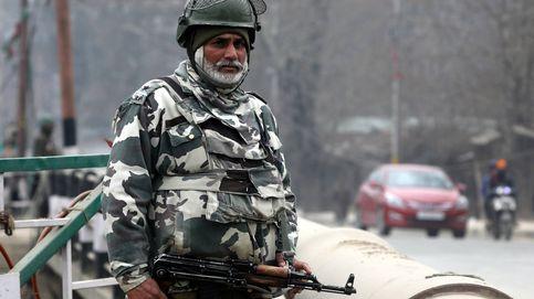 Refuerzos de seguridad por el día de la República de la India
