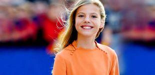 Post de Rocío Osorno y la infanta Sofía, unidas por este vestido de Zara