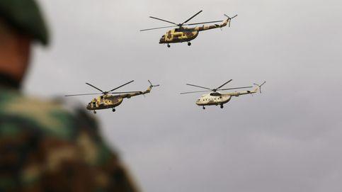Así opera el Grupo Wagner, el 'ejército privado' de mercenarios de Putin