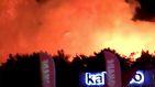 10.000 evacuados de un festival en una isla en Croacia a causa de un incendio