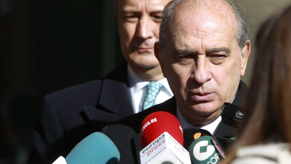 Fernández Díaz, sobre la investigación a Podemos: No tendría que haber salido