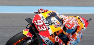 Post de Resultado MotoGP: La victoria por una décima de Márquez sobre Dovizioso