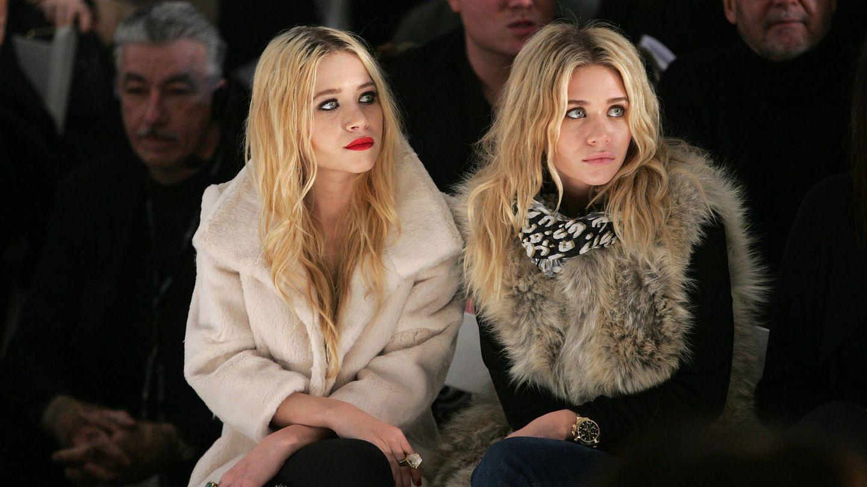 Mary-Kate y Ashley Olsen. (Getty)
