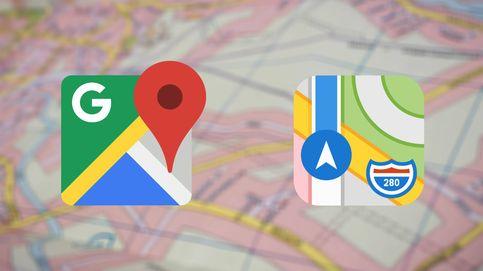 Todo lo que los mapas de Google y Apple saben de ti (y cómo evitar que te rastreen)