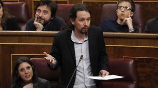 Iglesias se hace el harakiri de la mano de Bildu y la CUP
