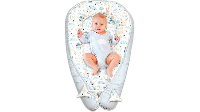 Cuna nido para bebés Totsy baby
