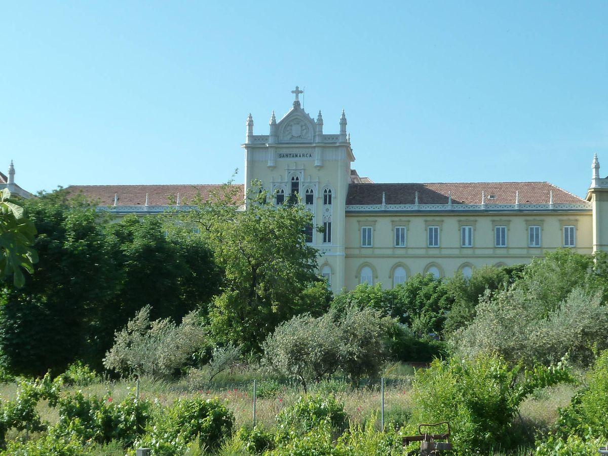 Foto: Colegio Santamarca. (Wikipedia)