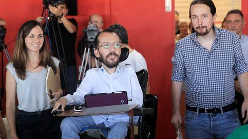 Iglesias: Quien se reúne con las cloacas de Interior tiene que abandonar la vida pública