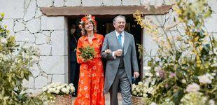 Post de Alejandra Salinas elige un vestido (como uno de Meghan) para su boda con Michavila
