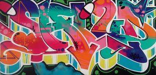 Post de Lo último en deco: pon un mural de arte urbano en tu salón