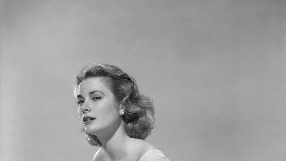Foto: Grace Kelly, en una imagen de archivo. (Cordon Press)
