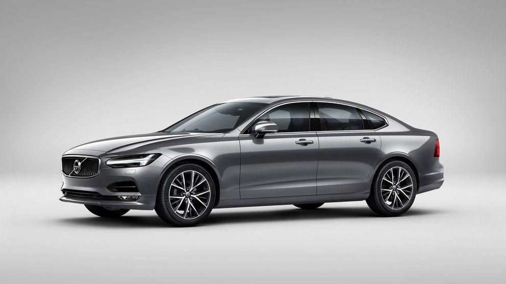 Volvo S90, un gran cambio generacional